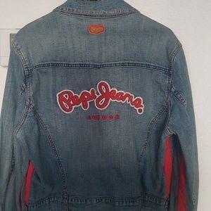 15b13439 Pepe Jeans Jackets & Coats - Classic Pepe Jeans denim jacket size XL